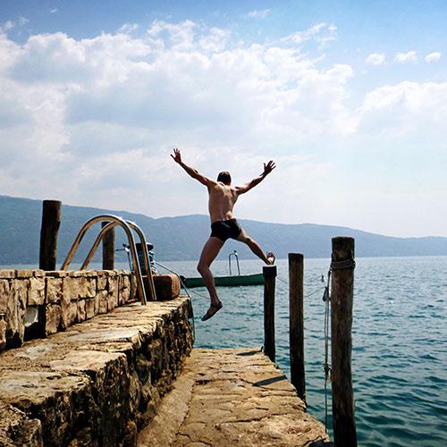 Relaxed-Urlaub-Kein-Stress
