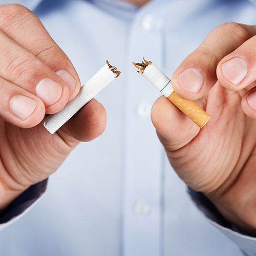 Nichtrauchen werden-Mit dem Rauchen aufhören-ohne Entzugserscheinungen
